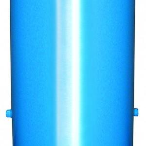 Réservoir vertical peint