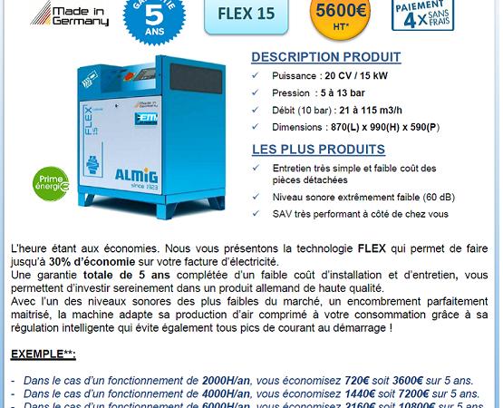 flex promo